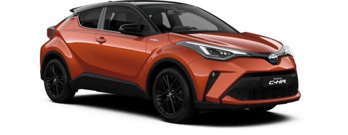 Toyota C-HR Première